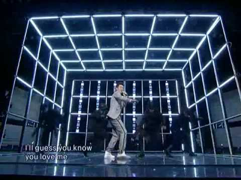 Seungri - Strong baby (승리 - Strong baby)Remix ver @ SBS Inkigayo 인기가요 090104