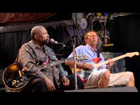 Eric Clapton, Buddy Guy, BB King, Jimmie Vaughan (Rock me baby)