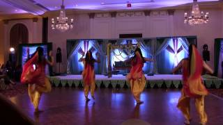 DBI - DJ Impact and Dholi JupmasterG - Wedding event Museum of Natural Science Nov 2014