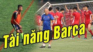 Thêm một cầu thủ lò Barca muốn về ĐT Việt Nam