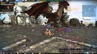 Raid Guild Valorous unknow area - God of Fomors