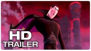 HOTEL TRANSYLVANIA 3 Dracula Vs kraken Trailer (NEW 2018) Animated Movie HD