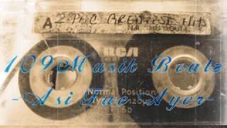ASI FUE AYER - BASE DE RAP/HIP HOP - 109MUSIK BEATZ
