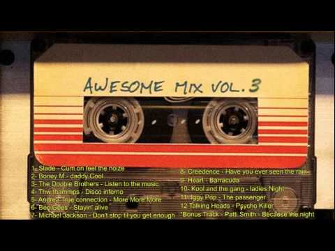 Guardians Of The Galaxy: Awesome Mix, Vol. 3 [OST] - Full album