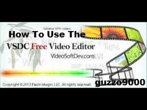 How to use the VSDC Free Video Editor