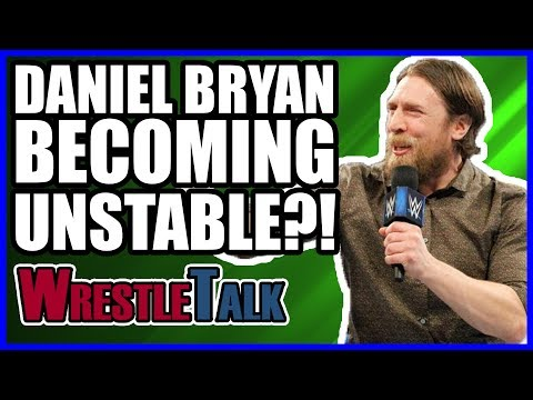 Daniel Bryan Becoming Unstable?! | WWE Smackdown LIVE Jan. 9, 2018 Review