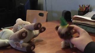 Link and the Doggo Gang (Plush video) (ft. Zabam)