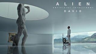 David, A.I  - Prometheus & Covenant
