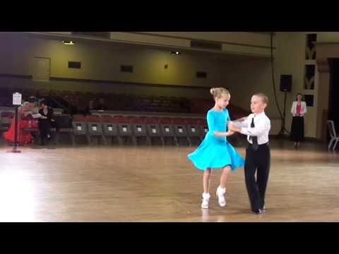 All-Star Dance Challenge Preteen Jive - Denis & Sophie
