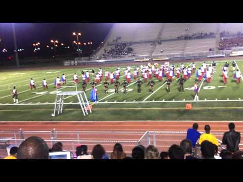 North  Miami Beach Senior High school CHARGER Marching Band... October 26, 2013