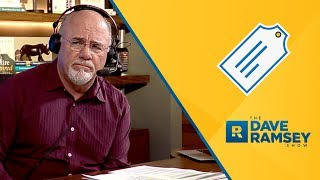 Should You Ever Finance A MATTRESS?!?! - Dave Ramsey Rant