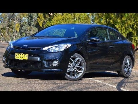 Kia Cerato Koup Turbo auto review