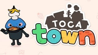 Toca Town | Top Best Apps For Kids