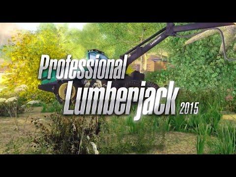 Professional Lumberjack 2015 - Woodcutter Simulator Trailer