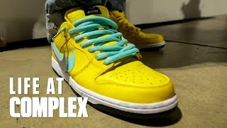 MOST HYPED SHOE OF COMPLEXCON 2018 DAY 1 | #LIFEATCOMPLEX