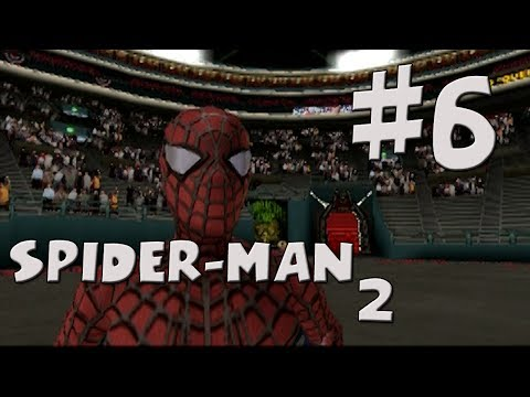 Spider-Man 2 Walkthrough Part 6 - Quentin Beck