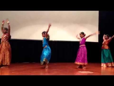 Semmozhiyana tamil mozhi by Bhavana and friends