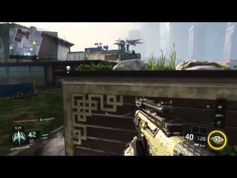 Call of Duty black Ops lll [solo play #2] THE FEED!!!!