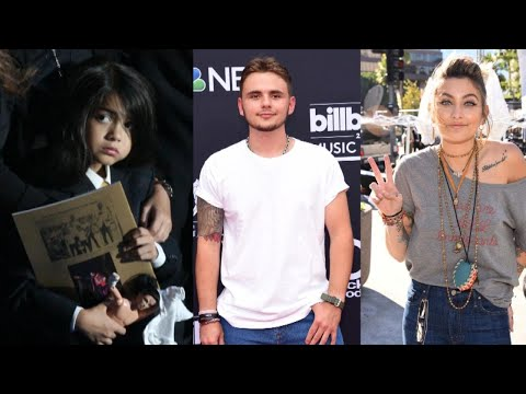 What Are Michael Jackson's Children Up To 9 Years After His Death?
