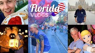 FLORIDA VLOGS 2019 #5 | DAYS 13-15 | Bo Peep, Meeting Mickey, Travelling Home!