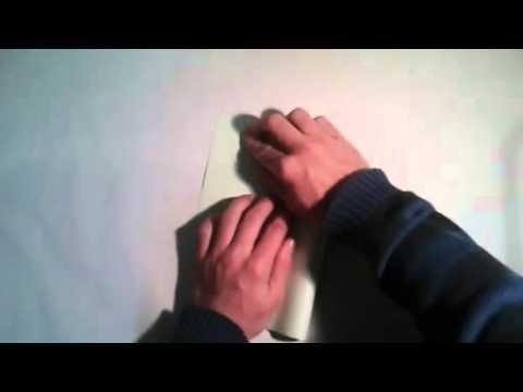 Origami para principiantes  #13 Como hacer un barquito de papel  [Origami - Papi