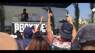 Santa Monica Pier 360 Event! | Travel Vlog
