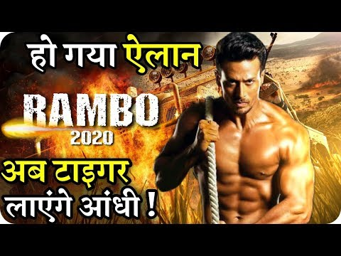 Siddharth Anand Tells When Tiger Shroff Action Film Rambo will be Released