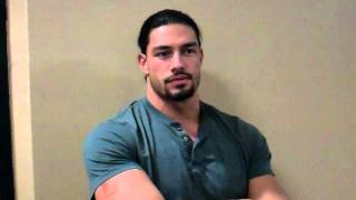 FCW WWE NXT Roman Reigns (Part 3)
