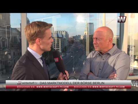 Das Geschäftsmodell Der Börse Berlin