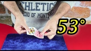 53° Magic tricks Easy Cards and Coin  revealed