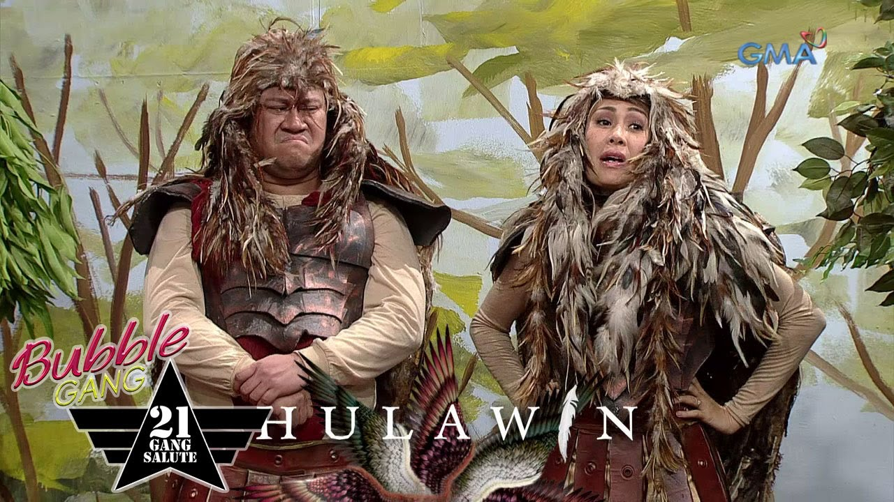 Bubble Gang Ep. 1085: Ready na ba kayo kay Lebrown James at mga Hulawin?