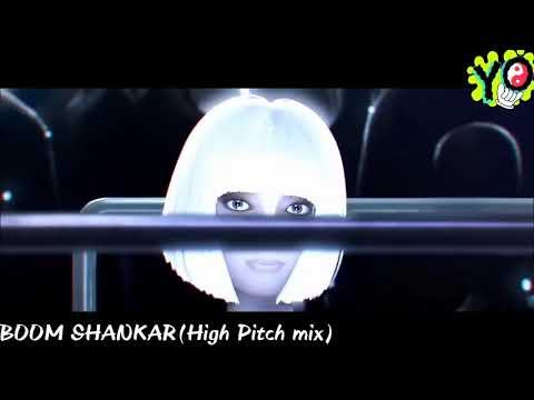 GURBAX - Boom Shankar (High pitch mix)