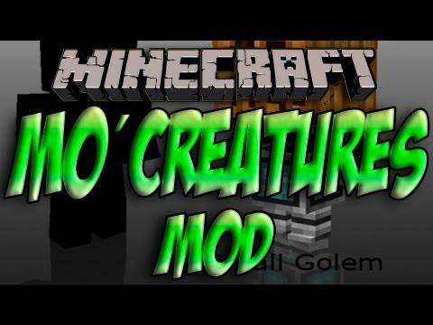 Minecraft 1.5.2 - Como Instalar MO´CREATURES MOD - ESPAÑOL [HD] 1080p