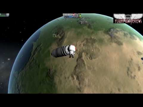 Kerbal Space Program Review HD