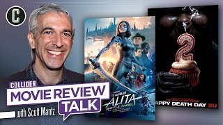 Alita, Happy Death Day 2U - Movie Review Talk with Scott Mantz