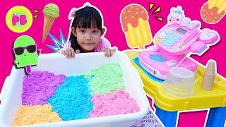 Pakbung Pretend Ice cream Shop アイスクリームショップ  Магазин мороженого Магазин мороженого Kedai ais krim