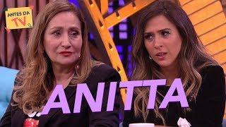 Sonia Abrão dá opinião POLÊMICA sobre Anitta e plateia REAGE! 😱 | Lady Night | Humor Multishow