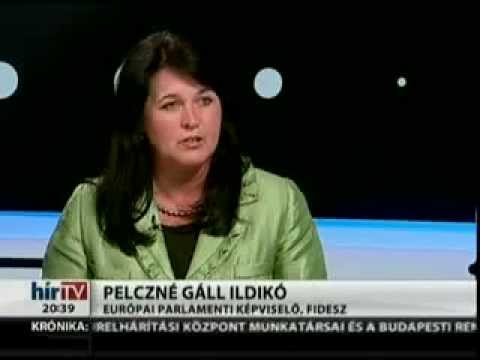 Pelczn dr. Gll Ildik a Hr Tv Kontraszt cm msorban