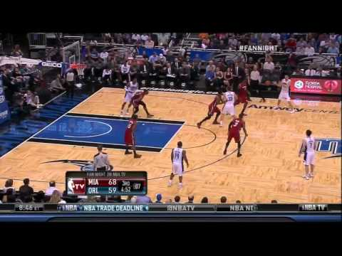 Heat vs. Magic: How Dwight Howard Beats LeBron James Every Time