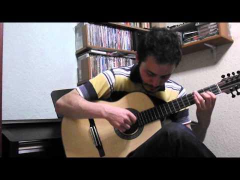 Tiple Solista. Suite I para tiple solo, fragmentos  (Martín Pérez)
