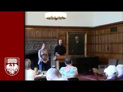 Wednesday Lunch at The Divinity School with Dietrech McGaffey and Andrea Mattson from Edible Alchemy