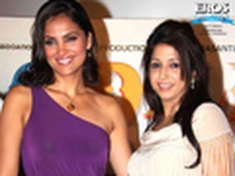 Lara Dutta Candid On Chalo Dilli