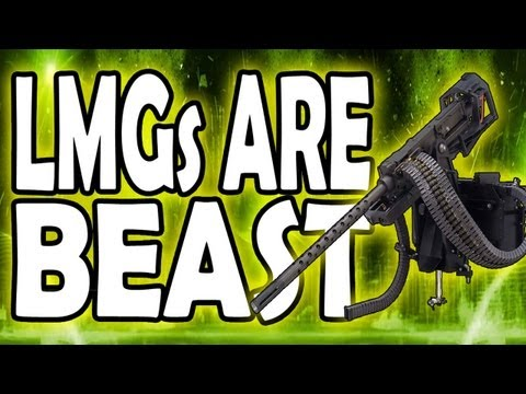 MW3 Tips and Tricks - Light Machine Gun Buff and Tips (Modern Warfare 3 LMG Tip)