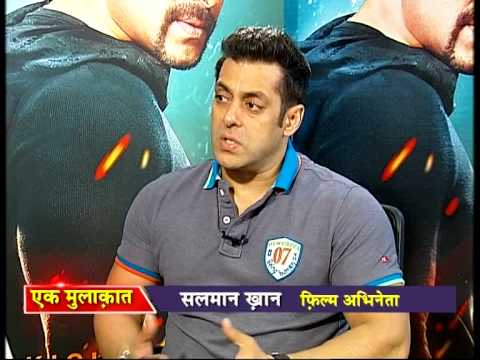 Full Interview of Bollywood Super Star Salman Khan with Manoj Tibrewal Aakash
