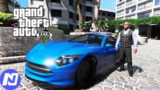 GTA 5 - Làm bảo vệ trông xe tại khách sạn và chôm xe của khách | ND Gaming