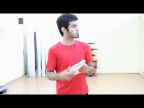 Видео Урок Лезгинки №6
