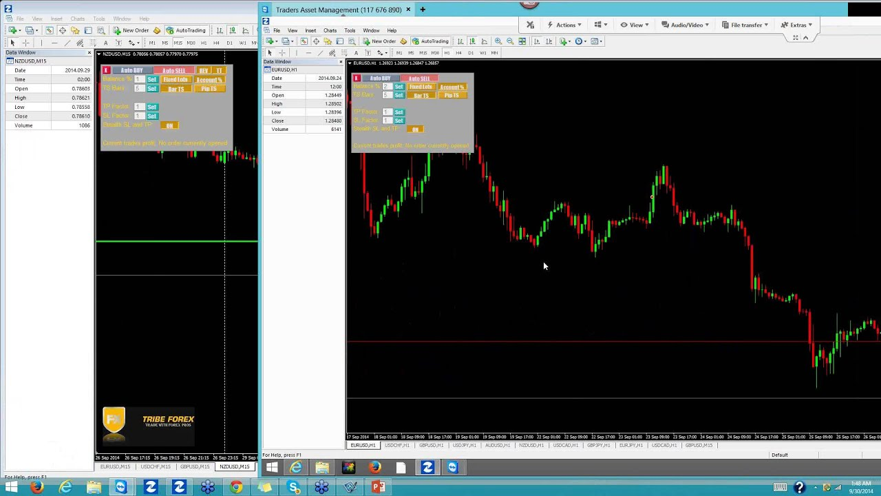 Forex live news free