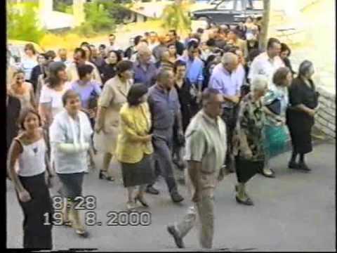 19-8-2000 - Εγκαίνια Αγίας Τριάδος (Φανερωμένης) - Παπαδάτες