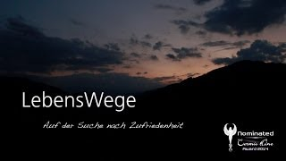 LEBENSWEGE - Trailer Deutsch - Nominiert Cosmic Angel 2014