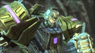 Skillet-Monster Remix Transformers Fall Of Cybertron  Combaticons